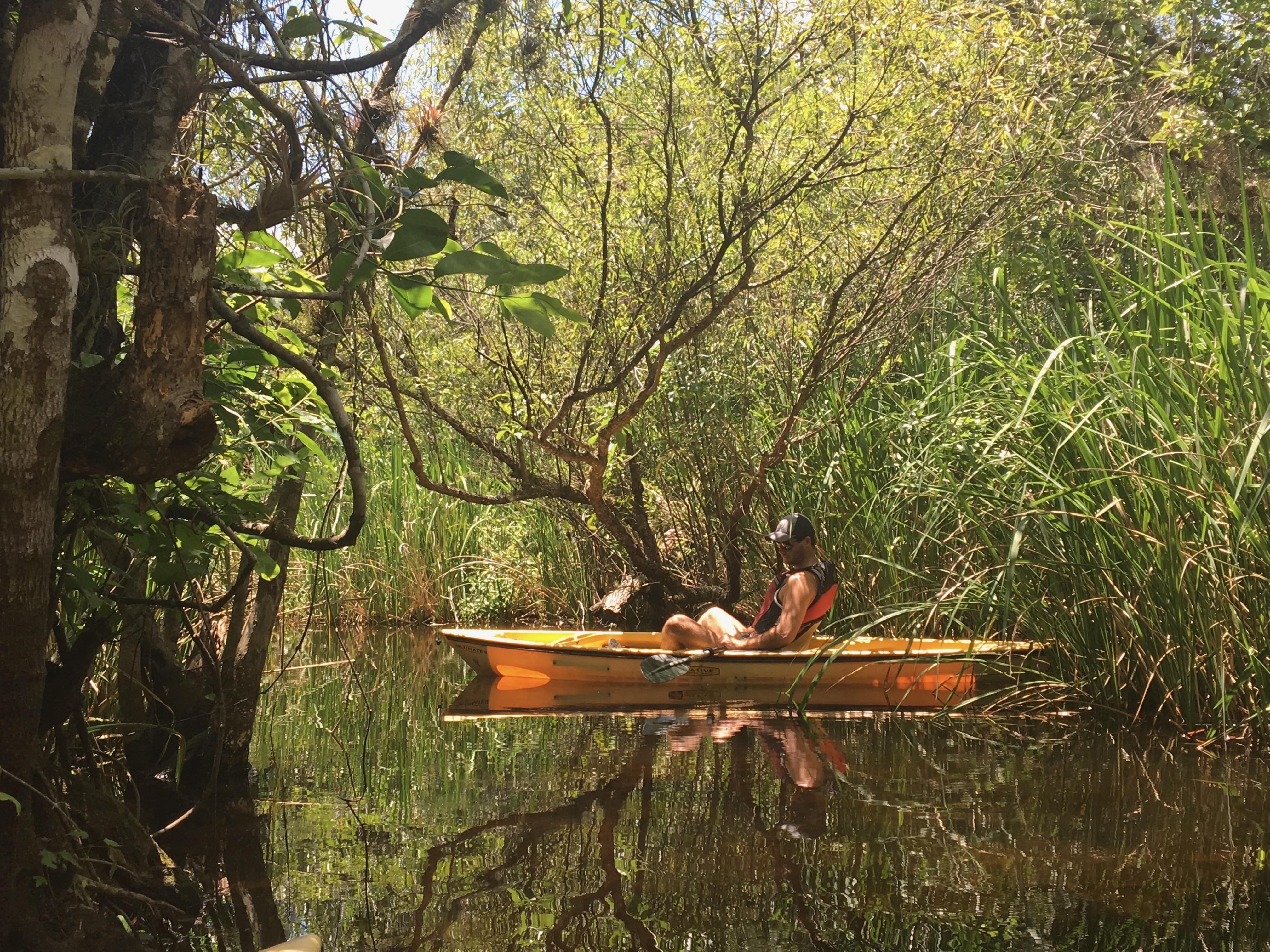 C-kayaking