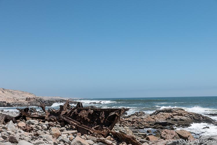 Hoanib Shipwreck