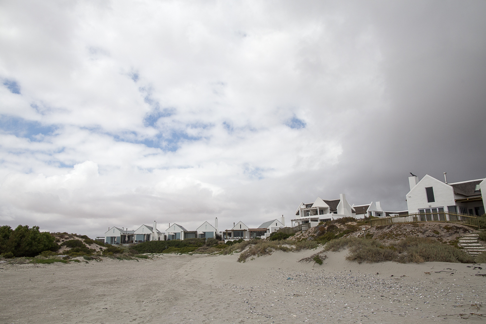 Paternoster_Hotel from the beach